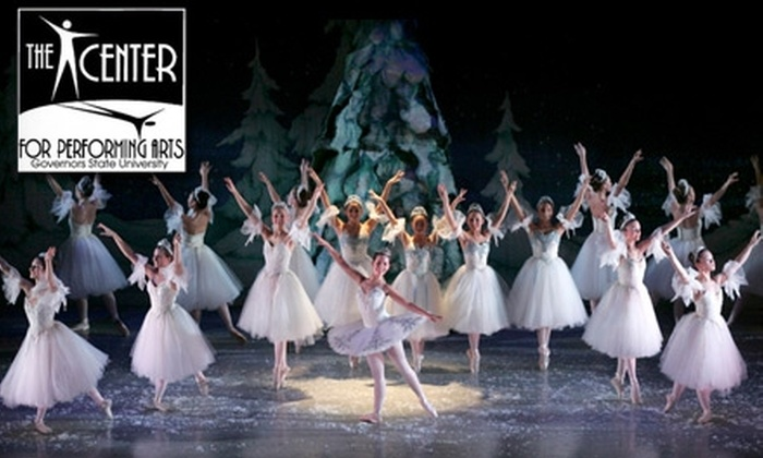 """The Center for Performing Arts at Governors State University - University Park: $16 for One Ticket to Salt Creek Ballet's """"The Nutcracker"""" at Governors State University on Saturday, December 11"""