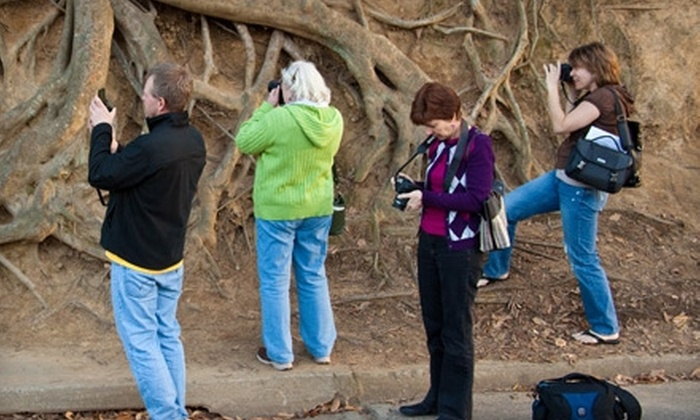 Your Photo Safari - Greenville: $89 for a Hands-On Digital-Photography Class from Your Photo Safari ($189 Value)