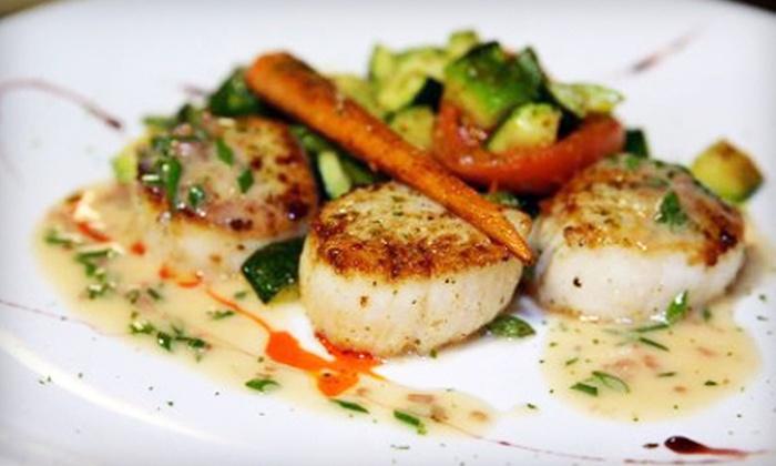 Le Parigo - Downtown Knoxville: $30 for $60 Worth of French Cuisine at Le Parigo