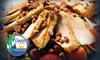 The Oasis - Comanche Canyon Ranch: $15 for $30 Worth of Tex-Mex Cuisine and Soft Drinks at The Oasis