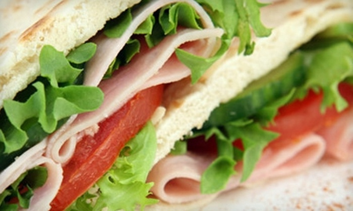 Tom's International Deli - Green Island: $5 for $10 Worth of Sandwiches and Drinks at Tom's International Deli