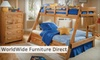 WorldWide Furniture Direct - Greenbrier East: $25 for $100 Toward Furniture from WorldWide Furniture Direct