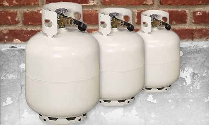 American Rent-All - Toledo: $9 for a 20 Lb. Propane Tank Refill at American Rent-All (Up to $18 Value)