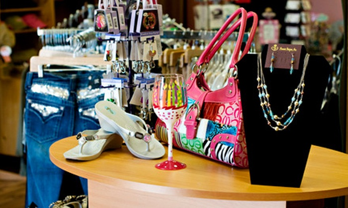 Marilyn's Boutique - Rogers: Gifts, Clothing, and Accessories at Marilyn's Boutique in Rogers