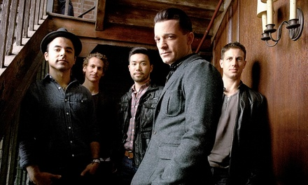 O.A.R. at Mizner Park Amphitheater on Saturday, November 15, at 7 p.m. (Up to 51% Off)