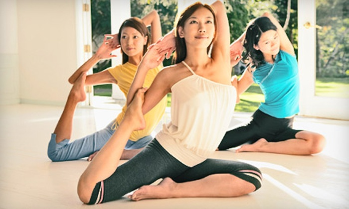 Karma Yoga Studio - Multiple Locations: 10 or 15 Classes at Karma Yoga Studio