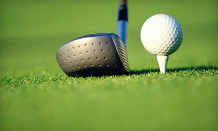 GolfHub.com: $25 for $50 Worth of Greens Fees from GolfHub.com