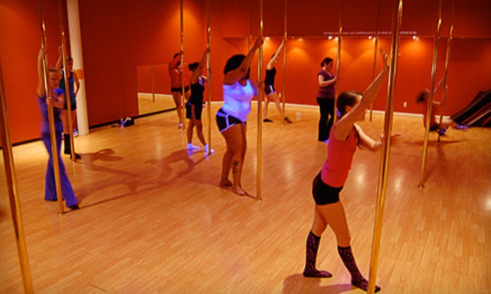 ESTEEM Fitness - Northeast Virginia Beach: $39 for 10 Women's Pole-Dancing, Zumba, or Other Fitness Classes at ESTEEM Fitness in Virginia Beach (Up to $150 Value)