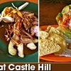 Half Off at Corazon at Castle Hill Restaurant