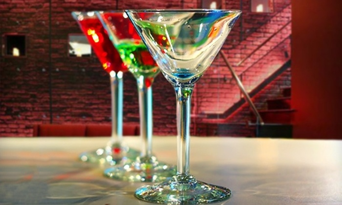Park Avenue Bar & Grill - Union City:  $20 for $40 Worth of American Bistro Cuisine and Drinks at Park Avenue Bar & Grill ($45 Monday–Thursday)