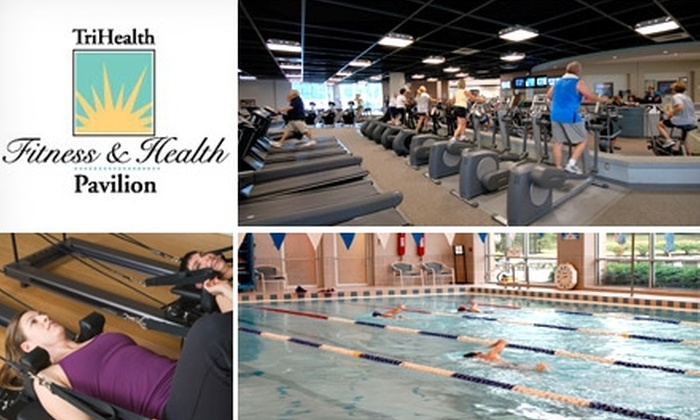 TriHealth Fitness & Health Pavilion - Montgomery: $30 for Five Fitness Classes at TriHealth Fitness & Health Pavilion ($60 Value)