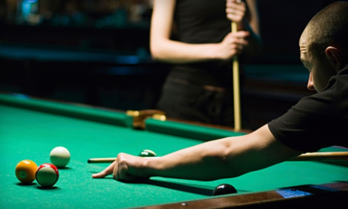 Yesterdays Billiards Bar and Grille - Downtown,North Broadway/short Street: $10 for $20 Worth of Pub Fare, Drinks, and Pool at Yesterdays Billiards Bar and Grille