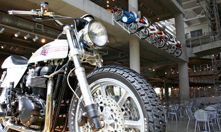 Visit for Two or Four, or Membership for One, Two, or Four to Barber Vintage Motorsports Museum (Up to 55% Off)