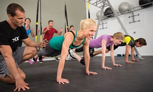 Fit Body Boot Camp: Two Weeks of Unlimited Boot-Camp Sessions or Five Weeks Plus a Fitness E-Book at Fit Body Boot Camp (Up to 87% Off)