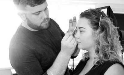 Make-Up Lesson with Goody Bag for Up to Six from Michael Perks