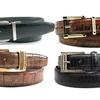 Steve Harvey Men's Dress Belt