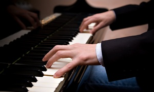 New England Studio of Music: $59 for Three 45-Minute In-Studio Piano Lessons at New England Studio of Music ($135 Value)