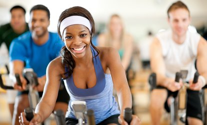 image for 5, 10, or 20 Drop-In Spin Classes at The Workout Warehouse (Up to 74% Off)