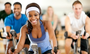 The Sporting Club at Voorhees Town Center: Spin, High-Intensity, and Barre Studio Classes at The Sporting Club at Voorhees Town Center (Up to 80% Off)