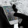 Touchscreen-Friendly Winter Gloves