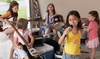 Recreational Music Center - Midway District: One Month of Group Experience Music Classes at Recreational Music Center (Up to 56% Off). 3 Options Available.