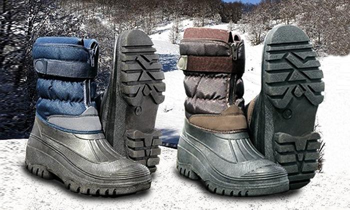 Unisex Winter Boots | Groupon Goods