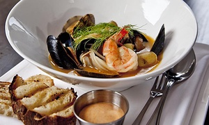 Cafe Tallulah: French Bistro Dinner at Cafe Tallulah (Up to 42% Off). Four Options Available.