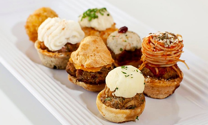 The Meatloaf Bakery - Lincoln Park: Up to 30% Off New American Cuisine — The Meatloaf Bakery; Valid Wednesday 4:30 PM - 7:30 PM