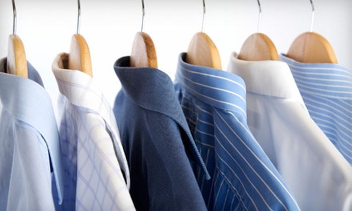 Cricket Cleaners - Lake Worth: Dry-Cleaning Services with Drop-Off or Pickup/Delivery Option from Cricket Cleaners