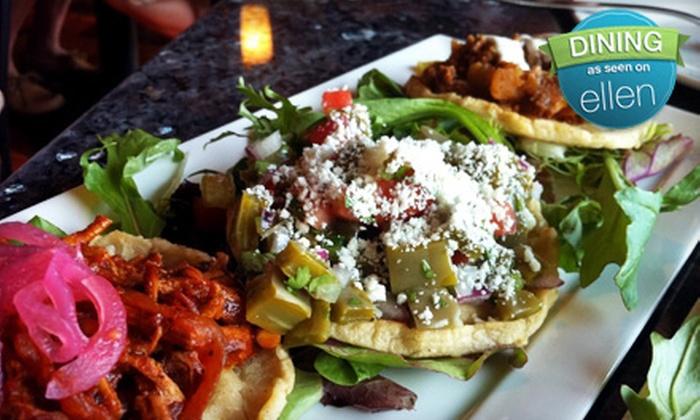 Acitrón Mexican Bistro - Arlington Center: Upscale Mexican Cuisine at Acitrón Mexican Bistro in Arlington. Two Options Available.