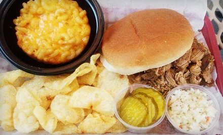 $20 Groupon for dinner, Available After 2PM - Smoqin Odies Grill and Smokehouse in Vinton