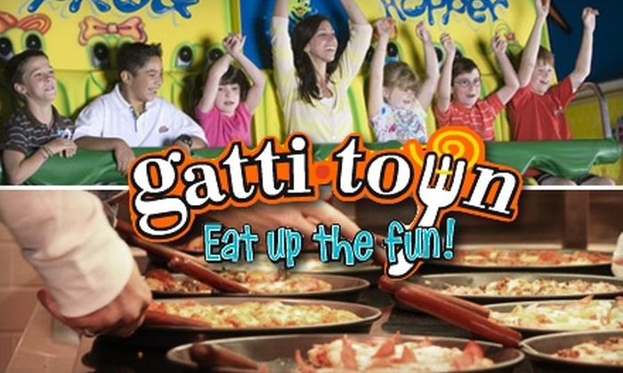 GattiTown - Preston Hollow: $4 for All-You-Can-Eat Buffet at GattiTown (Up to $8.69 Value)