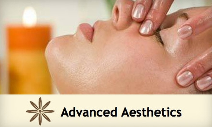 Advanced Aesthetics - Lincoln: $29 for a Custom European Facial and Herbology Body Wrap at Advanced Aesthetics ($61 Value)
