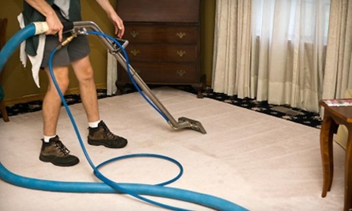 KolorKist Carpet Cleaning - Quail Hollow: Steam Carpet Cleaning or Tile and Grout Cleaning from KolorKist Carpet Cleaning