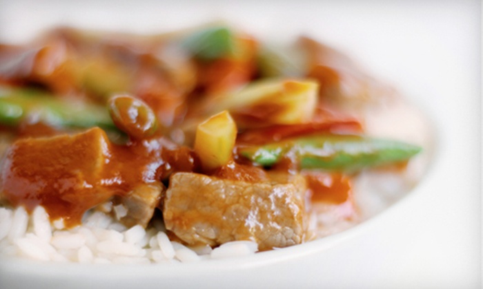 River Star Restaurant - Richmond Hill: Chinese Fare for Dinner Monday–Friday or on Saturday and Sunday at River Star Restaurant in Richmond Hill (Up to 55% Off)