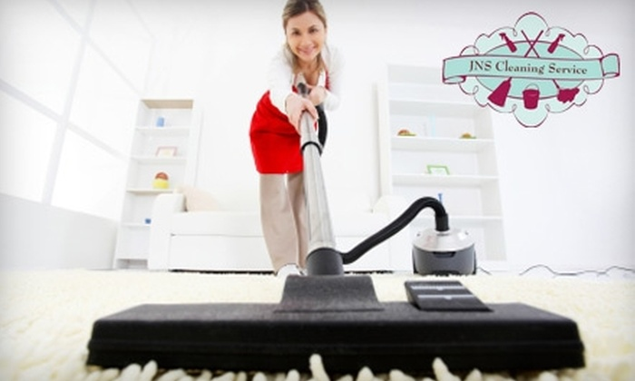JNS Cleaning Service - Columbia: $40 for Two Hours of House Cleaning from JNS Cleaning Service ($80 Value)