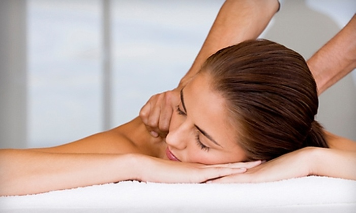 Moments Day Spa - Downtown Brampton: $40 for Massage and Manicure at Moments Day Spa in Brampton ($90 Value)