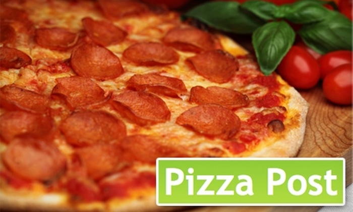 Pizza Post - Oxford: $10 for $20 Worth of Pizza and More at Pizza Post