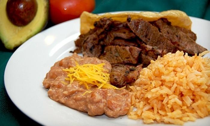Baja Brothers Grill - La Mesa: $6 for $12 Worth of Mexican-Inspired Fare at Baja Brothers Grill in La Mesa