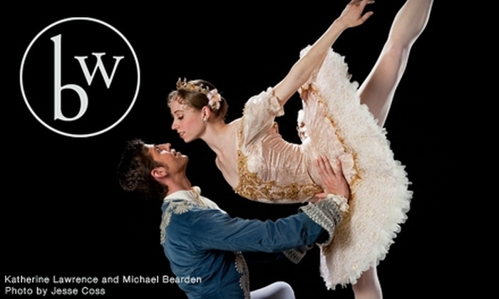 """Ballet West - Rio Grande: One Ticket to """"The Sleeping Beauty"""" Performed by Ballet West. Choose Between Two Seating Options."""