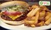 The Grove - Winnipeg: $5 for $10 Worth of Grove Burgers at The Grove Pub & Restaurant