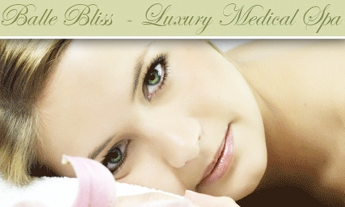 Balle Bliss - Cypress: $185 for Four Hair-Removal Treatments at Balle Bliss