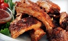 $10 for Barbecue at Windy City BBQ Ribs in Powell