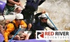 Red River Adventures - Moab: $32 for a Full-Day Moab Whitewater-Rafting Trip from Red River Adventures in Moab