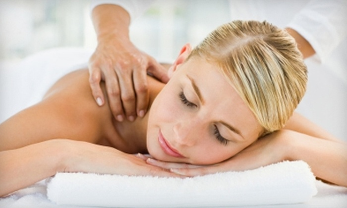 East2West Massage - Arden - Arcade: $36 for Swedish or Deep-Tissue Massage ($75 Value) or $59 for $120 Worth of Massage Services at East2West Massage