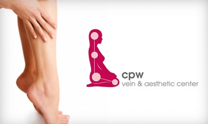 CPW Vein & Aesthetic Center - Upper West Side: $199 Spider-Vein Treatment at CPW Vein & Aesthetic Center ($575 Value)