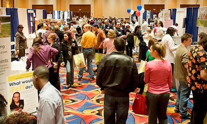 DiscoverYou: Holistic & Wellness Expo - Lincoln: $6 for One General-Admission Ticket to the DiscoverYou: Holistic & Wellness Expo in Lincoln (Up to $12 Value)