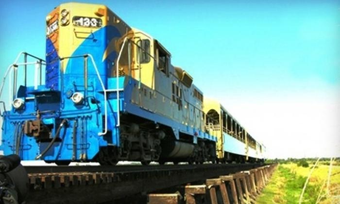 Sierra Dinner Train - Oakdale: Scenic Rides on the Sierra Dinner Train. Four Options Available.