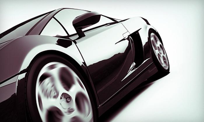 Steel City Mobile Detailing - Carrollwood: Platinum Mobile Detailing for Car or SUV from Steel City Mobile Detailing (Half Off)
