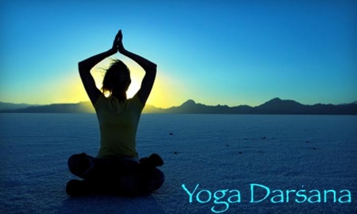 Yoga Darsana - Alhambra: $36 for Six Yoga Classes at Yoga Darsana in Alhambra ($72 Value)